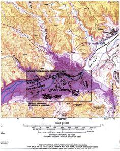 Vintage Map Trinidad Colorado Maps Pinterest - Map of southern colorado