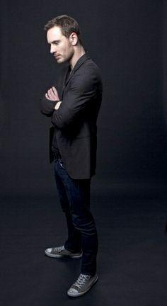 Michael Fassbender - good morning