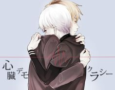 Read Tokyo ghoul from the story yaoi images 😍😍😍😍😍😍 by __Anime_is_bae__ with reads. Hide X kaneki Tokyo Ghoul Manga, Hide Tokyo Ghoul, Tokyo Ghoul Fan Art, Ken Kaneki Tokyo Ghoul, Manga Anime, Fanarts Anime, Anime Nerd, Rin Okumura, Tsukiyama