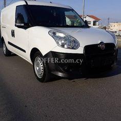 FIAT DOBLO 1.3 MAXI VAN - 2 Cyprus Cars, Cars For Sale, Diesel, Van, Vehicles, Diesel Fuel, Cars For Sell, Car, Vans