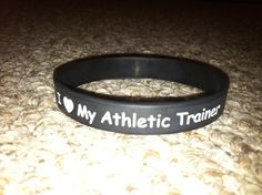 Only a month and a few days until National Athletic Training month!