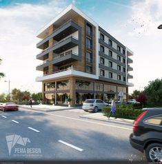 Samsun/2017 Building Elevation, Building Facade, Building Exterior, Building Design, Condominium Architecture, Facade Architecture, Residential Architecture, Facade Design, Exterior Design
