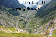 The Top 10 Best Driving Roads in the World