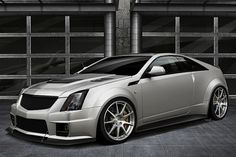 2012 Hennessey Cadillac CTS-V Coupe