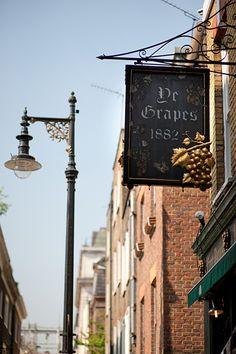 Ye Grapes, Shepherd Market, Mayfair