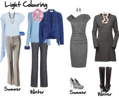 Colours through the Seasons | Inside Out Style