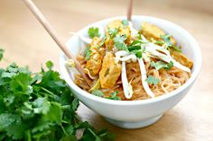 Thai Coconut Curry with Kelp Noodles | Produce On Parade
