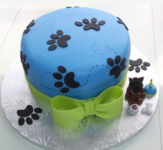 Fondant Cake Decorating