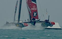 Americas Cup 2017 Team New Zealand Bermuda Scott Stallard