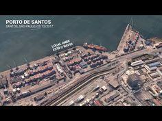 Embarque de 27 mil bovinos no Porto de Santos