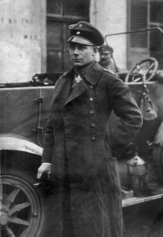 welkinlions:  Colonel General Ernst Udet (26 April 1896 – 17 November 1941) was the second-highest scoring German flying ace of World War I. He was one of the youngest aces and was the highest scoring German ace to survive the war (at the age of 22).[1] His 62 victories were second only to Manfred von Richthofen, his commander in the Flying Circus. Udet rose to become a squadron commander under Richthofen, and later, under Hermann Göring.