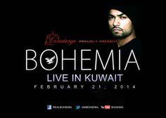 LIVE IN KUWAIT - BOHEMIA