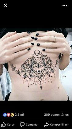 Sternum tattoo – Sternum tattoo – – foot tattoos for women flowers Mandala Sternum Tattoo, Tattoo Motive, Sternum Tattoo Design, Sternum Tattoos, Wolf Tattoo Design, Ankle Tattoo, Tattoos For Women On Thigh, Chest Tattoos For Women, Stomach Tattoos Women