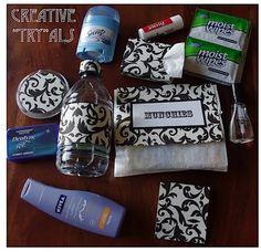 Bride Survival Kit.