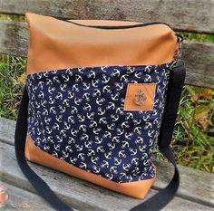 eBook Handtasche und Rucksack Hedi, Nähanleitung und Schnitt - Nähanleitungen bei Makerist