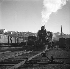 Comboio, Portugal    Fotografia sem data. Produzida durante a actividade do Estúdio Mário Novais: 1933-1983.