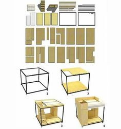 This unique solution offers a compact living area that remains separated from the rest of his 1,100-square foot loft, which he uses as a classroom for about 30 students.