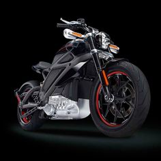 Here are the first official photos of the Harley-Davidson Livewire — scooped by the website Asphalt and Rubber. But the big question is: will anybody buy a Harley that doesn't make a sound?