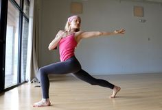 15 Powerful Heart Openers to Release Negative Emotions - High Lunge Variations