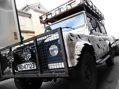 Trollhunter Film 2010 - Land Rover Forums - Land Rover Enthusiast Forum
