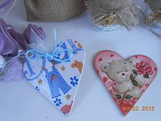 wooden  hearts  10x10  bobonieres  for  baptism