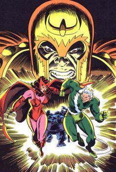 fe813e1d5295 Pietro and Wanda Avengers Charaktere