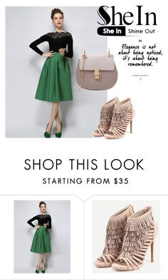 """""""#5 Shein"""" by ahmetovic-mirzeta ❤ liked on Polyvore"""