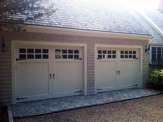 Courtyard Garage Door Model 161t 371t
