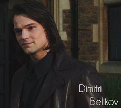 Dimitri Belikov (Danila Kozlovsky); Vampire Academy