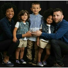 cute family of the day pic swirl interracial bwwm wmbw
