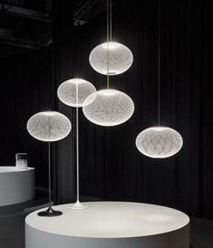 Let's talk about minimalist lighting designs. With Moon