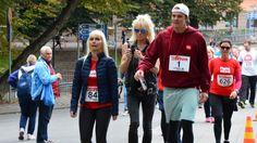 Årets FightBack Run lockade över tusen deltagare på lördagen i Åbo.