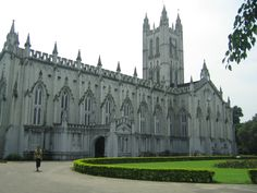 St. Paul's Cathedral, Kolkata, West Bengal