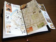 MIDORI TRAVELER'S notebook by toku_chan, via Flickr