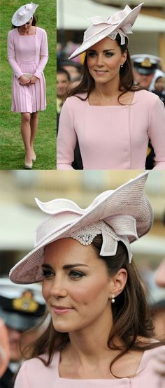 10 Kate Middleton Fashionable Hat
