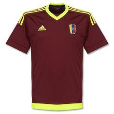 c93c5f7b973 Venezuela 2015/2016 Home Football Shirt - Available at uksoccershop.com