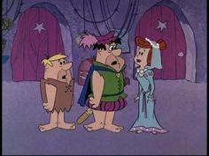 Flintstones karikatúra sex