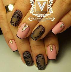 ➡️ @viktoriya.grabar_nail