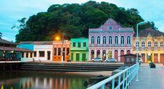 São Francisco do Sul é a Cidade mais antiga de Santa Catarina