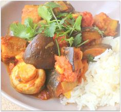 Vegetable curry for the 5:2 diet via  http://www.magentacakes.co.uk/blog