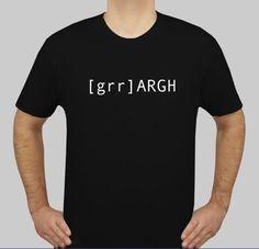 ee5ce71bb Items similar to Grr Argh - Mutant Enemy Shirt Black on Etsy