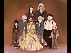 Zeno Zoldyck, Kalluto Zoldyck, Hunter X Hunter, Anime Hunter, Killua, Hisoka, All Anime, Manga Anime, Character Art