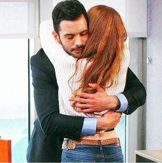 Baris Arduc and Elcin Sangu Turkish Men, Turkish Beauty, Turkish Fashion, Turkish Actors, Prettiest Actresses, Beautiful Actresses, Cute Couples Goals, Couples In Love, Sarah Bolger