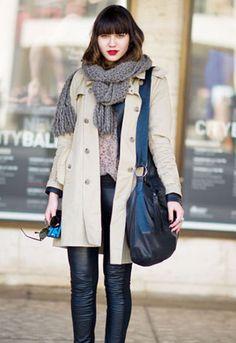 Street chic, Elle
