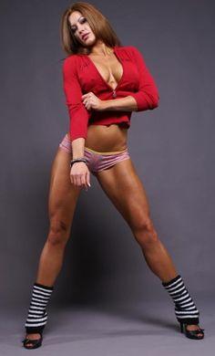Figure Competitor Jodie Minear