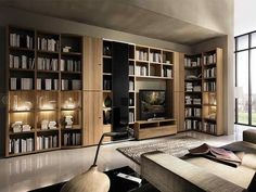 Awesome Bookcase Design Ideas