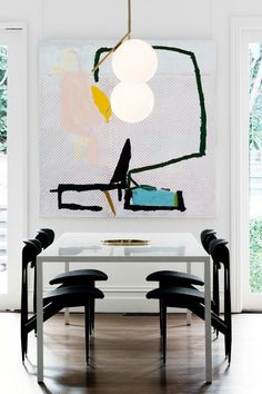 46 Ways to Use Modern Dining Room Interior Design Room Interior Design, Dining Room Design, Home Interior, Interior Decorating, Dining Rooms, Design Kitchen, Luxury Interior, Kitchen Decor, Interior Modern