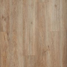 NuCore Driftwood Oak Plank with Cork Back - 6.5mm - 100109750 | Floor and Decor