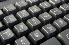 The collective consciousness of lost keystrokes.