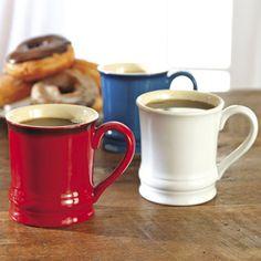 CHEFS Stoneware Mugs | CHEFScatalog.com
